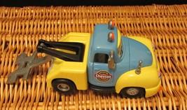 Trevor Chevron Toy Tow Truck