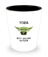 Future Best Selling Author Shot Glass - Funny Writer Present, Journalist... - £9.39 GBP