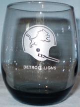 "Shell Oil Glass Detroit Lions 4 1/4"" - $5.00"