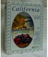California Bed and Breakfast Cook Book - $20.00