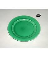 Harlequin Light Green Plate 6 3/4 in. Homer Laughlin Vintage - $4.95