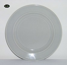 Harlequin Gray Plate 6 3/4 in. Homer Laughlin Vintage - $4.95