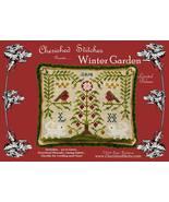 Winter Garden LIMITED EDITION KIT cross stitch kit Cherished Stitches  - $28.00