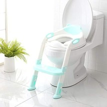 Potty Training Seat with Step Stool Ladder,SKYROKU Potty Training Toilet... - $32.21