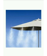 Portable Misting Kit Tent Water Sprinkler Garden Cooling Sprayer Pool We... - $23.36