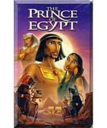 VHS - The Prince Of Egypt (1999) *Classic Animation Title / DreamWorks* - $1.49