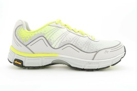 Abeo Rhona Athletic Sport Sneakers Grey Lime Women's size US 7 WIDE  () 4832 - $80.00