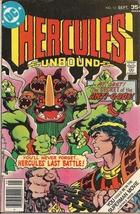 (CB-7) 1977 DC Comic Book: Hercules Unbound #12 - $7.50
