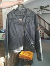 Rare Woman's Vintage Harley Davidson Limited Edition Hog Jacket From 1988 - $314.44