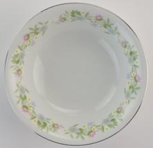 Johann Haviland China Forever Spring Pattern Dessert Bowl Tableware Floral Band - $4.99