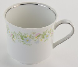 Johann Haviland China Forever Spring Footed Cup Teacup Tea Floral Tableware Mug - $6.99