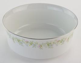 Johann Haviland China Forever Spring Pattern Round Vegetable Bowl Tableware - $26.99