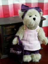 "Boyds Bears ""Amanda Chargealot"" -8"" Boscov's Exclusive-#94630BO-NWT-2007-Retired - $32.99"