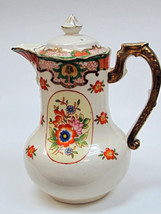 """Exceptional Hand Decorated 10"""" Nippon Teapot ca... - $172.63"""