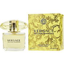 Versace Yellow Diamond By Gianni Versace Edt Spray 3 Oz - $127.00