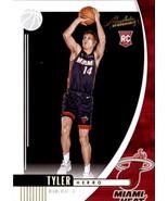 Tyler Herro 2019-20 Panini Absolute Memorabilia Rookie Card #89 - $10.00
