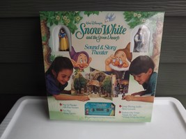 Disney Snow White and the Seven Dwarfs Sound and Story Theater - $27.69
