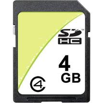 MemoryMasters 4GB Secure Digital Card High Capacity (SDHC) Class 4 (p/n ... - $4.21