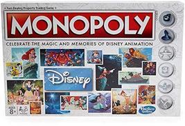 Hasbro Gaming Monopoly: Disney Animation Edition Game - $48.50
