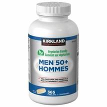 Kirkland Signature MEN 50+ Multivitamin,365 Tablets FRESH FROM CANADA - $28.70