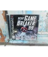 NCAA Gamebreaker 99 [Playstation] Black Disc (Complete) - $15.83