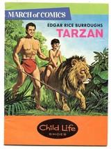 March of Comics #318 1968 -Tarzan- Child Life Shoes Promo Comic FN - $44.14