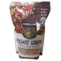 Kirkland Signature Nature's Path Organic Ancient Grains with Almonds, 35... - $39.59