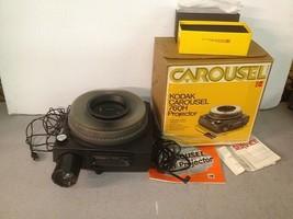 Kodak Carousel Slide Projector 760H w/ Box Carousel - Remote and Lens - $200.00