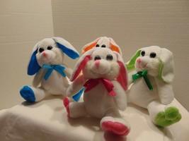 OTC Mini Plush White Easter Bunnies Pack of 4 - $12.85