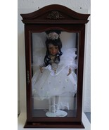 """1999 Camellia Garden Collection 16 """" African American Porcelain Doll in ... - $199.99"""