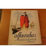 Alfacinhas Lisbon Portugal Alberto Souza illustr; photos Ltd Edition HCw... - $110.00