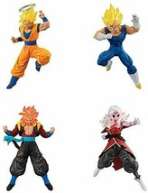Bandai Dragon Ball Z Super Vs Series 14 Set Of 4 Full Complete Japan Official - $44.55