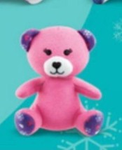 NIP-2015-McDonalds-BABW-Build-A-Bear-Workshop Chilly Paws Teddy Bear To... - $7.66