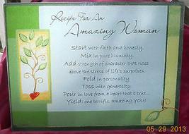 """Glass Counter Saver Cutting Board 15 1/2"""" X 11 3/4 New Amazing Woman Box Corning - $29.69"""