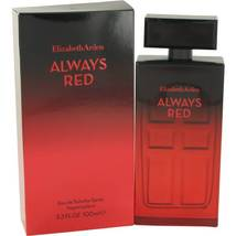 Always Red Perfume  By Elizabeth Arden for Women 3.4 oz Eau De Toilette Spray - $26.95