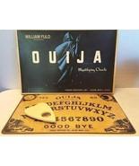 OUIJA BOARD Mystifying Oracle 1950s William Fuld Planchette COMPLETE Fan... - $59.35