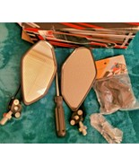 1 PAIR OF SOKO MOTORCYCLE MIRRORS - $20.00