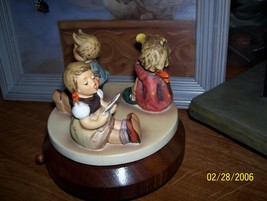 Hummel little band music box #392 - $123.75