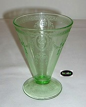 Rose Cameo Green Tumbler Belmont Tumbler Company - $14.95