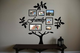 Family Tree Vinyl Wall Sticker Decal (A) - $29.99