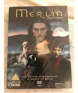 Merlin: Series 3 - Volume 1 DVD (2010) Colin Morgan - $14.95