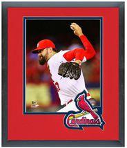 Pat Neshek 2014 St. Louis Cardinals - 11 x 14 Team Logo Matted/Framed Photo - $42.95
