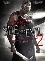 See No Evil 2 (2014) DVD