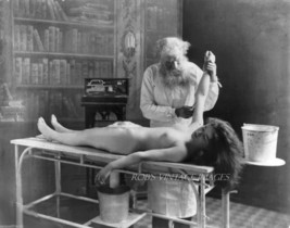 Photographic Vintage Image The Autopsy By Fritz Guerin 1901 8 x10 - $8.90