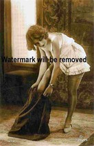 Old Vintage Antique Flapper Dressing Photo # 265 - $7.47
