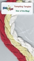 SILK FLOSS PACK for Star of the Magi cross stitch chart Dinky Dyes - $10.80