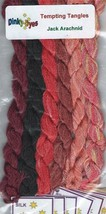 SILK FLOSS PACK for Jack Arachnid cross stitch chart Dinky Dyes - $21.60