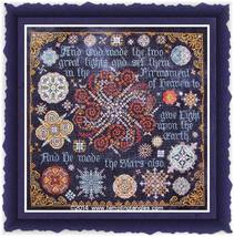 Gallactic Galliard cross stitch chart Tempting Tangles - $20.70