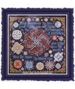 Gallactic Galliard cross stitch chart Tempting Tangles - $20.70