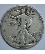 1938 P Walking liberty circulated silver half dollar - $14.00